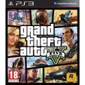 Grand Theft Auto V (GTA 5) - PS3