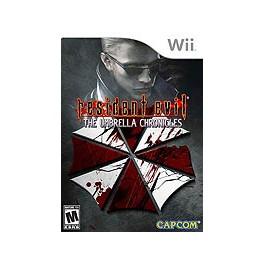 Resident Evil Umbrella Chronicles - Wii