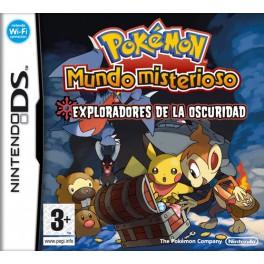 Pokemon Exploradores De La  Oscuridad - NDS
