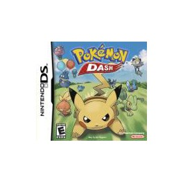 Pokemon Dash - NDS