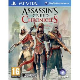 Assassins Creed Chronicles - PS Vita